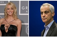 Stormy's Chicago show to feature Rahm on stage—kinda