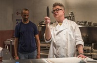 An unlikely friendship develops in <i>How to Use a Knife</i>