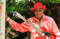 Eddy Clearwater remains one of Chicago's most energetic and celebratory bluesmen