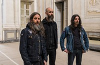 Italian psychedelic doom trio Ufomammut contemplate the universe on the boundary-pushing <i>8</i>