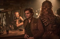 MINI-REVIEW: Solo: A Star Wars Story