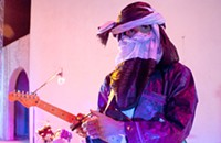 The stylistic range of Tuareg guitarist Mdou Moctar runs as deep as the communal roots of his music