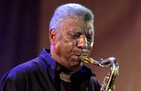Gene Barge blew his sax on some of the wildest R&B hits of the 60s