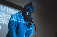 Chicago rapper Roy Kinsey proves his storytelling is as strong as his voice on <i>Blackie</i>