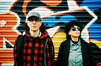 Colin Newman of Wire and Malka Spigel of Minimal Compact dive deep into instrumental music