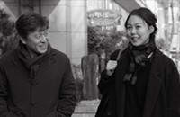Hong Sang-soo and Kim Min-hee's real-life affair yields a trio of films about infidelity
