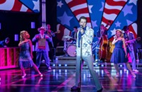 <i>Heartbreak Hotel</i> revisits Elvis's early, prejumpsuit years