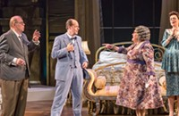 <em>Cat on a Hot Tin Roof</em> brings dysfunctional family drama to Drury Lane