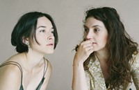 Chicago art-pop duo Ohmme assert themselves as one of the city's best bands on <i>Parts</i>