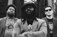 Seattle organist Delvon Lamarr brings serious funk to his nimble organ trio