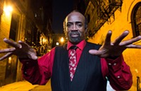 Veteran hard-bop pianist Johnny O'Neal makes a rare Chicago appearance