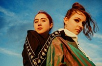 Let's Eat Grandma Navigate the Digital Maelstrom with savvy on <i>I'm All Ears</i>
