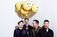 Fall Out Boy, Chicagoland's favorite pop-punk misfits, make a scene with <i>Mania</i>