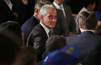 Say what you will about Mayor Rahm…he's on to bigger and no doubt wealthier things
