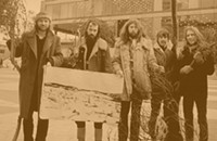 Swedish psych pioneers Träd, Gräs och Stenar show their trippy sounds are timeless on <i> Träden</i>