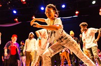 Columbia College's B-Free festival spotlights hip-hop and Ephrat Asherie Dance