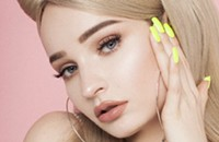 German pop princess Kim Petras gets dark and campy with a Halloween-themed mixtape