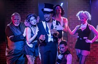A small stage makes Mercury Theater's <i>Pippin</i> great