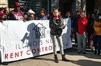 Rent control referendum hits three more wards on November ballot
