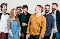 Los Campesinos! revisit their 2008 debut through a lens of survival and celebration