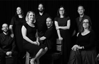 Local new music ensemble Aperiodic looks within for new material