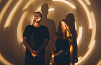 Exploratory Baltimore duo Wume find a stronger voice on <i>Towards the Shadow</i>