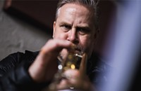 Trumpeter Russ Johnson celebrates the release of his new album <i>Headlands</i>