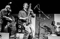 A renewed focus pays off big for the seasoned jazz musicians of DVK Trio
