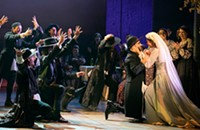 <i>Fiddler on the Roof</i> meets everybody's yeidel-deidel needs