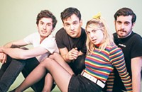"""New York indie rock band Charly Bliss keeps the pop perfection flowing with """"Heaven"""""""