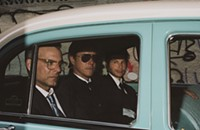 Interpol stick to what they know on <i>Marauder</i>