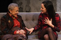 <i>The Abuelas</i> builds up to a few moments of poignancy but not much else
