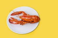 When your lobster isn't extra enough