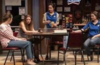 The Goodman's production of <i>Twilight Bowl</i> is all female—onstage and behind the scenes