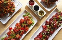Indo-Chinese food escapes from the suburbs at WokNChop