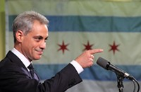 Mayor Rahm rewrites history