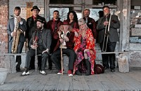 The Squirrel Nut Zippers are still giving 'em hell on <i>Beasts of Burgundy</i>