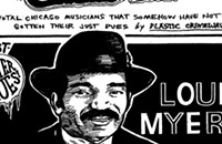 Louis Myers cofounded one of the great backing bands in the blues