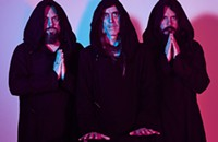 Drone titans Sunn O))) play two shows at Rockefeller Chapel and release the beautiful new <i>Life Metal</i>