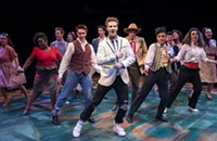 The stage musical of <i>Footloose</i> is just like the movie except without the boring parts