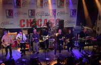Rock and baseball greats team up for the annual Hot Stove Cool Music benefit