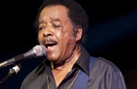 If you see one set this Blues Festival, make it Jimmy Johnson