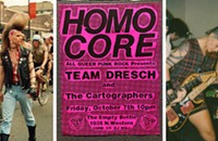 How Homocore Chicago propped open the gate for queer punks