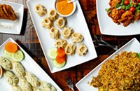The Momo World—almost an International House of Dumplings