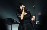 Lydia Lunch pairs weapons-grade spoken word with manic no wave in Verbal Burlesque