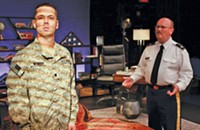 A soldier and a shrink find common ground in <i>Boogieban</i>