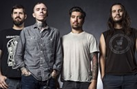 Metalcore masters Converge curate a night of live music and art for House of Vans