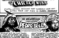 Pedro Bell made art to embody Funkadelic's revolutionary grooves