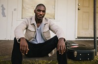 Cedric Burnside keeps authentic modern Delta blues alive