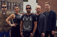 Antonio Sanchez composes jazz-rock anthems that celebrate immigrant journeys